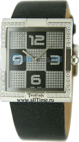 Женские часы Romanson SL1223QLW(BK)