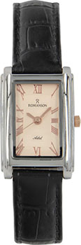 Женские часы Romanson TL0110SLJ(RG)