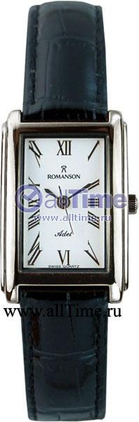 Женские часы Romanson TL0110SLW(WH)