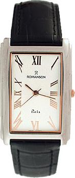 Женские часы Romanson TL0110SMJ(WH)