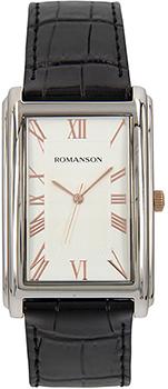 Мужские часы Romanson TL0110SXJ(WH)