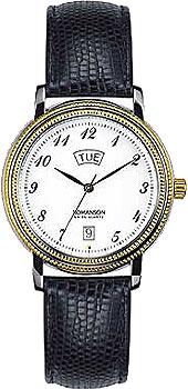 Мужские часы Romanson TL0159SMC(WH)