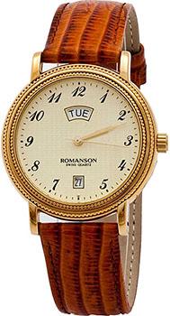 Мужские часы Romanson TL0159SMG(GD)