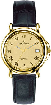 Мужские часы Romanson TL0160SMG(GD)