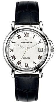 Мужские часы Romanson TL0160SMW(WH)