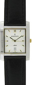 Мужские часы Romanson TL0226SXC(WH)