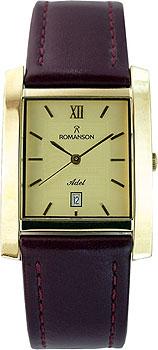 Мужские часы Romanson TL0226SXG(GD)