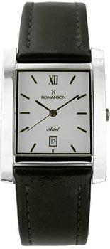 Мужские часы Romanson TL0226SXW(WH)