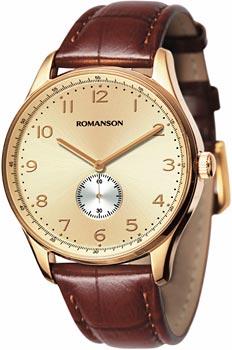 Мужские часы Romanson TL0329MG(GD)