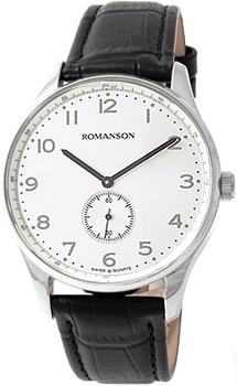 Мужские часы Romanson TL0329MW(WH)