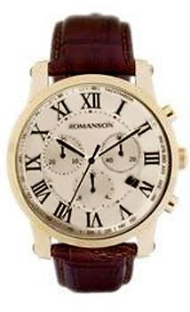 Мужские часы Romanson TL0334HMG(GD)