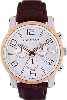 Мужские часы Romanson TL0334HMJ(WH)
