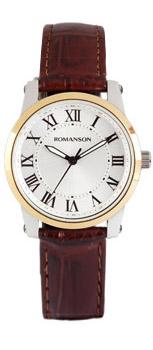 Мужские часы Romanson TL0334LC(WH)