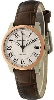 Женские часы Romanson TL0334LJ(WH)