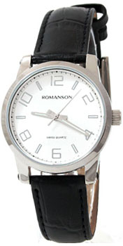 Женские часы Romanson TL0334LW(WH)