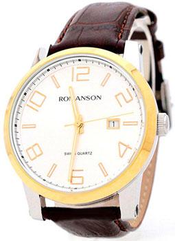Мужские часы Romanson TL0334MC(WH)
