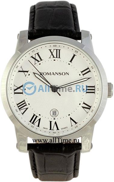 Мужские часы Romanson TL0334MW(WH)