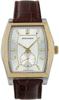 Мужские часы Romanson TL0336MC(WH)