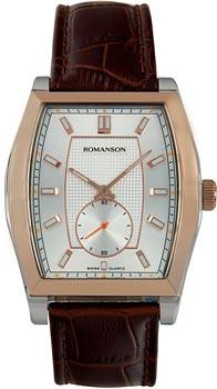 Мужские часы Romanson TL0336MJ(WH)