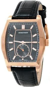 Мужские часы Romanson TL0336MR(BK)