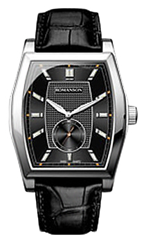 Мужские часы Romanson TL0336MW(BK)