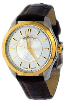 Мужские часы Romanson TL0337LC(WH)