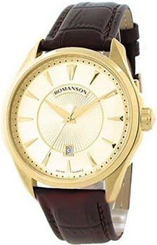 Женские часы Romanson TL0337LG(GD)