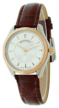 Женские часы Romanson TL0337LJ(WH)