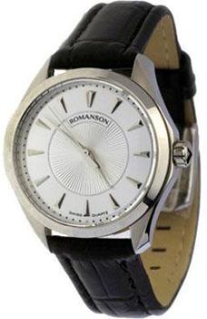 Женские часы Romanson TL0337LW(WH)
