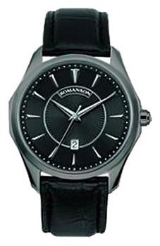 Мужские часы Romanson TL0337MB(BK)