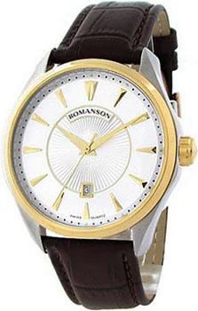 Мужские часы Romanson TL0337MC(WH)