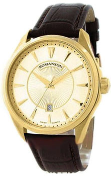 Мужские часы Romanson TL0337MG(GD)