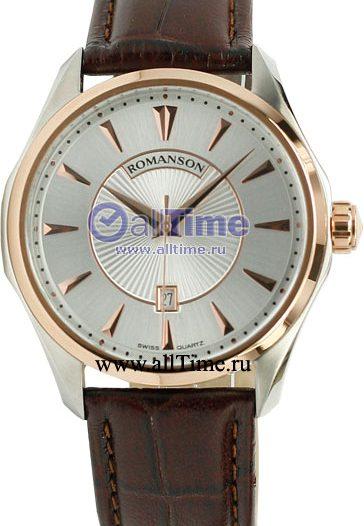 Мужские часы Romanson TL0337MJ(WH)