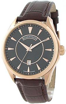Мужские часы Romanson TL0337MR(BK)