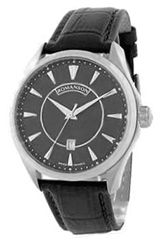 Мужские часы Romanson TL0337MW(BK)