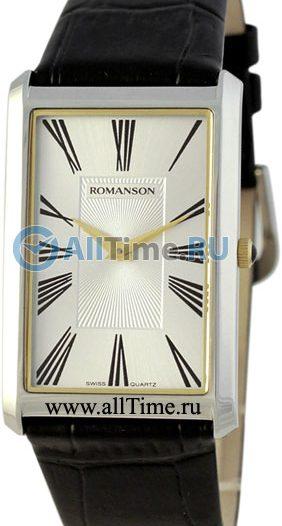 Мужские часы Romanson TL0338MC(WH)