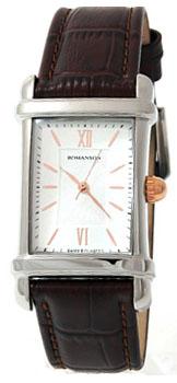 Мужские часы Romanson TL0338MJ(WH)