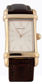 Мужские часы Romanson TL0338MR(RG)