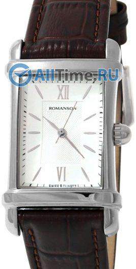 Мужские часы Romanson TL0338MW(WH)