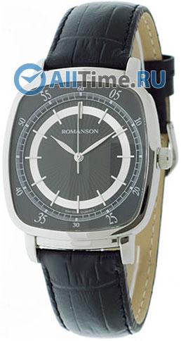 Мужские часы Romanson TL0352MW(BK)