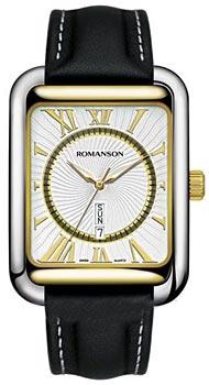 Мужские часы Romanson TL0353MC(WH)