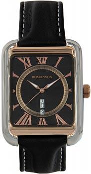 Мужские часы Romanson TL0353MJ(BK)