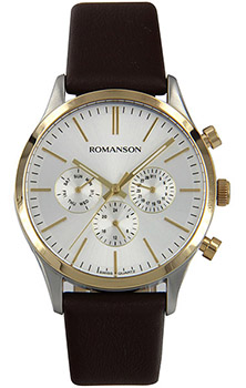 Женские часы Romanson TL0354BMC(WH)