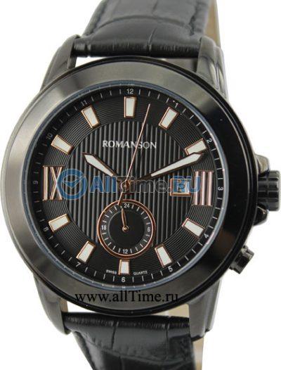 Мужские часы Romanson TL0381MB(BK)BK