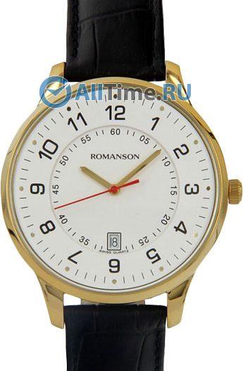 Мужские часы Romanson TL0386MG(WH)