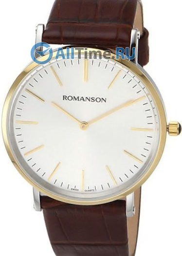 Мужские часы Romanson TL0387MC(WH)