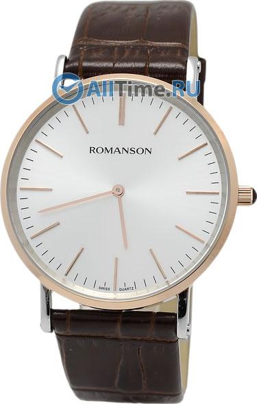 Мужские часы Romanson TL0387MJ(WH)
