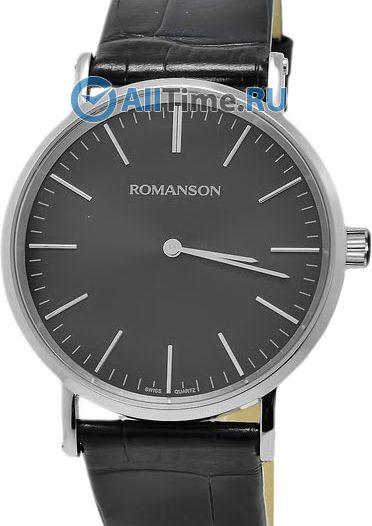 Мужские часы Romanson TL0387MW(BK)