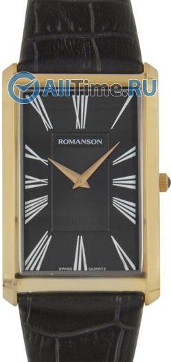 Мужские часы Romanson TL0390MG(BK)