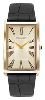 Мужские часы Romanson TL0390MG(GD)
